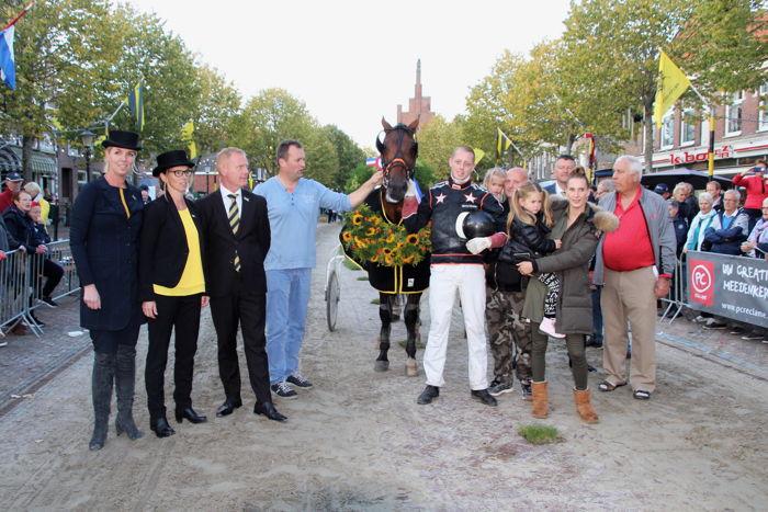 Huldiging Dutch Buitenzorg, Kampioen van Nederland, Medemblik