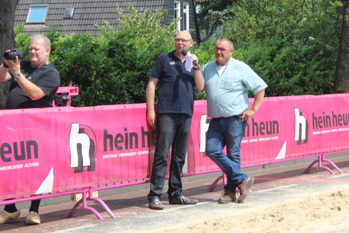 Vroomshoop Douwe Bouma en Hein Heun